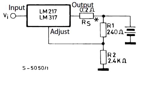 Зарядка для батареи 12 В
