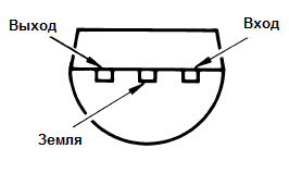 Распиновк для корпуса TO-92