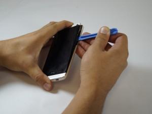 Разборка HTC One Шаг 4.1