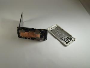 Замена динамика HTC One Шаг 5.2
