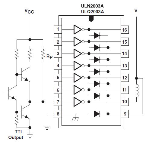 Использование подтягивающего резистора для увеличения тока