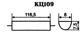 Корпус диодного столба КЦ109_М