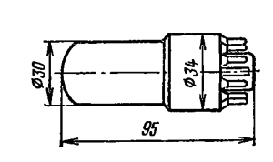 Корпус лампы ФЭУ-20