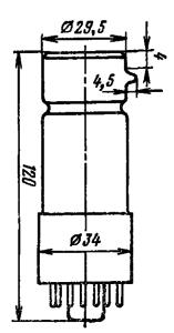Корпус лампы ФЭУ-28