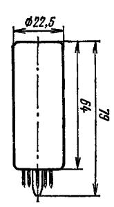Корпус лампы ФЭУ-31