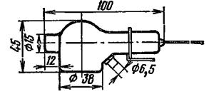 Корпус лампы ФЭУ-4