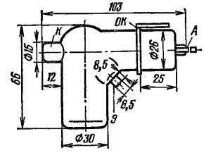 Корпус лампы ФЭУ-5, ФЭУ-6