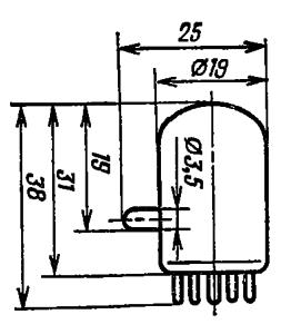 Корпус лампы А-108