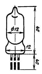 Корпус лампы СГ202Б
