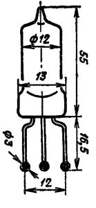 Корпус лампы СГ301C-1
