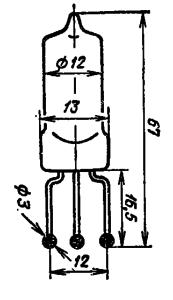 Корпус лампы СГ302C-1