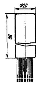 Корпус лампы ФЭУ-102