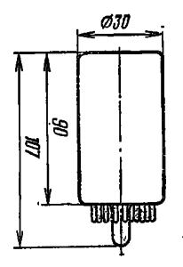 Корпус лампы ФЭУ-115