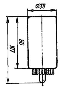 Корпус лампы ФЭУ-85