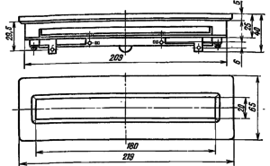Корпус панели ГИПС-16