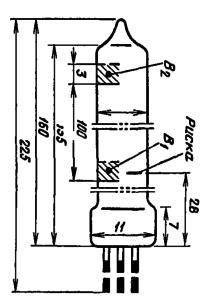 Корпус лампы ИН-13