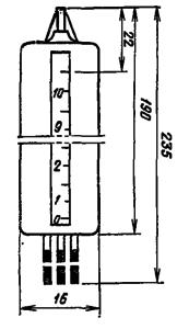 Корпус лампы ИН-20