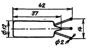 Корпус лампы МТХ90