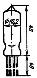 Корпус лампы ТХ4Б
