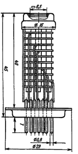 Корпус лампы ВЭУ-5