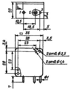 Корпус лампы ВЭУ-6