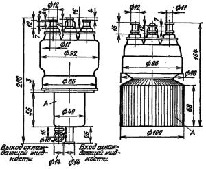 Корпус лампы ГМ-2