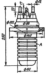 Корпус лампы ГМ-3П