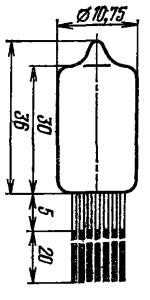 Корпус лампы ИВ-1