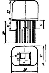 Корпус лампы ИВ-5