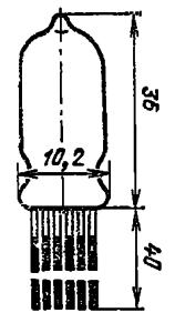 Корпус лампы ТГ1Б