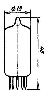 Корпус лампы ТГ1-0,02/0,5