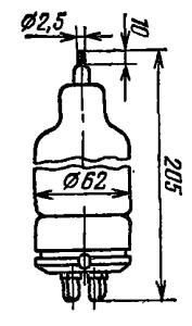 Корпус лампы ТГИ1-130/10