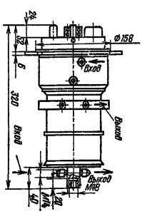 Корпус лампы ТГИ1-2500/50