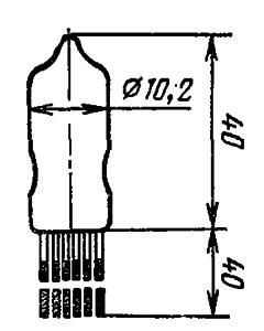 Корпус лампы ТГИ1Б