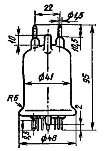 Корпус лампы ГМИ-20
