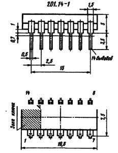 Корпус типа 201.14-1