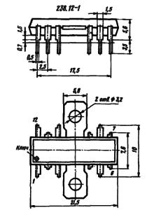 Корпус типа 238.12-1