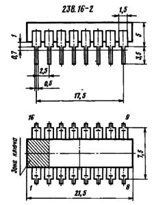 Корпус типа 238.16-2