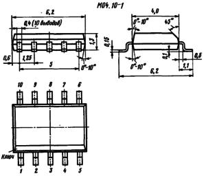 Корпус типа М04.10-1