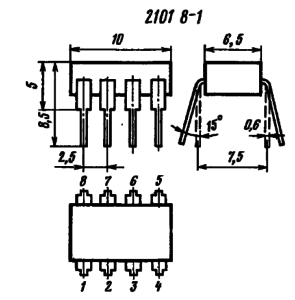 Корпус типа 2101.8-1
