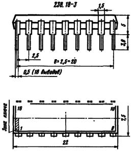 Корпус типа 238.18-3