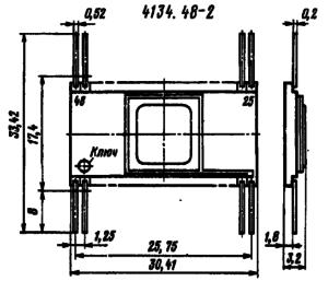 Корпус типа 4134.48-2