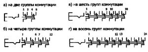 Схема электрическая принципиальная