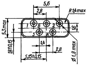 Маркировка реле РЭС49