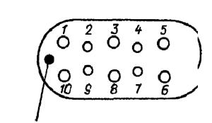 Маркировка выводов реле РПС32