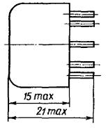 Конструктивные данные реле РЭС44