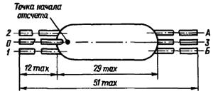 Разметка для крепления реле РЭС55Б