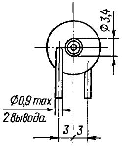 Конструктивные данные реле РЭВ 18 Б