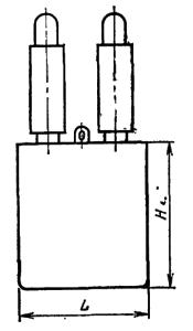 Конденсатор К41-1
