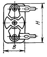 Конденсатор 2КПВМ